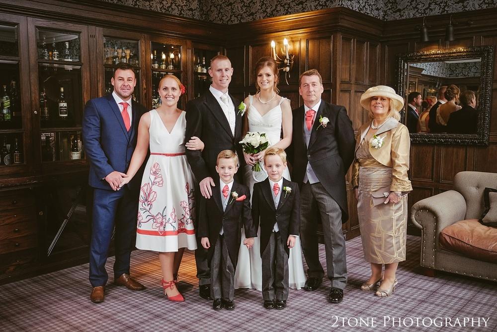 Wedding photography at Slayley Hall by wedding photographers 2tone Photography www.2tonephotography.co.uk