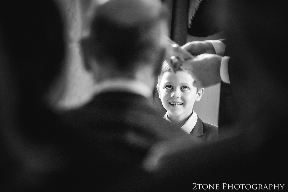 Documentary wedding photography.  Wedding Photography at Horton Grange by wedding photographers in Durham www.2tonephotography.co.uk