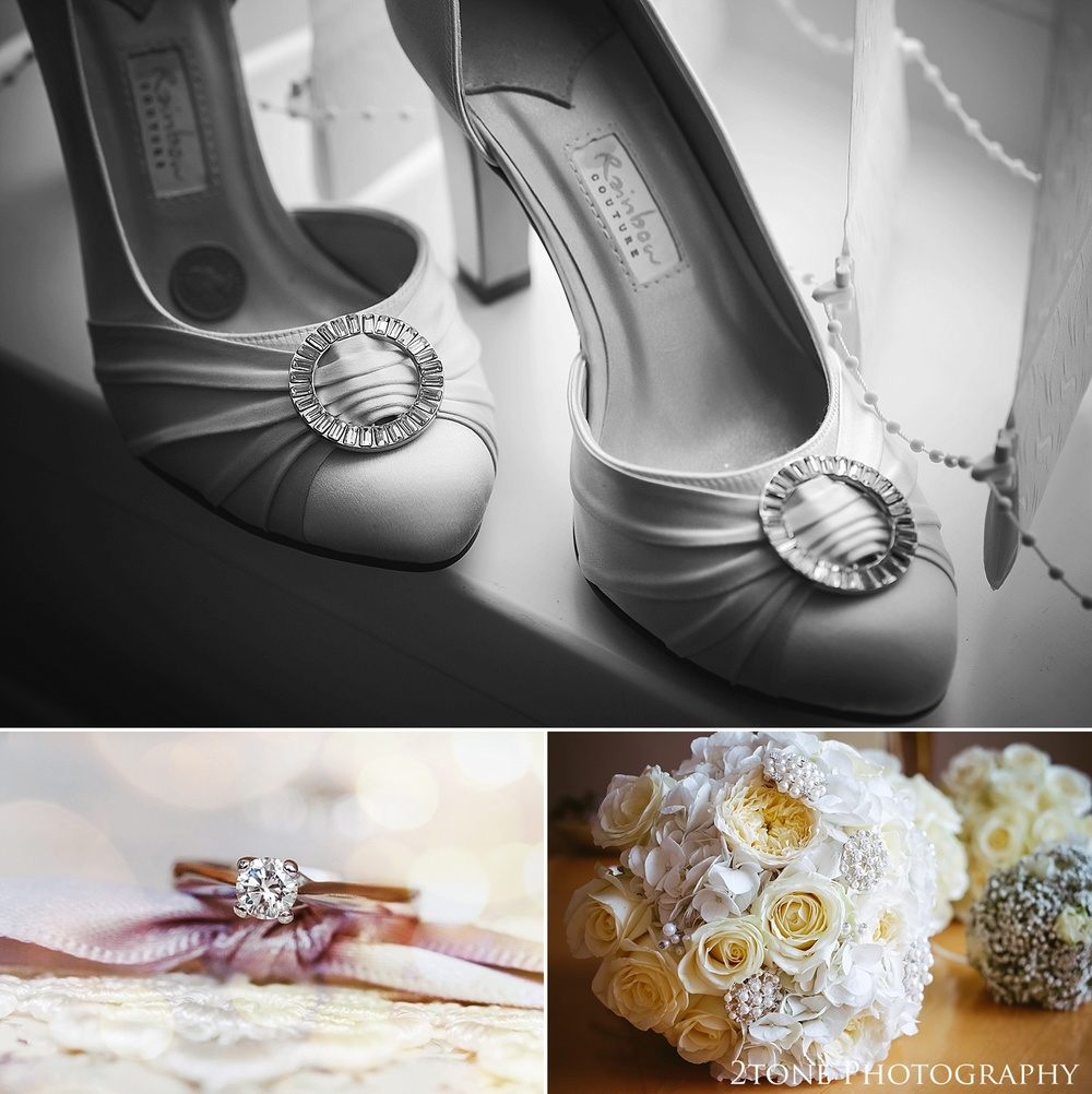 Wedding details.  Wedding photography at the Roker Hotel in Sunderland by www.2tonephotography.co.uk
