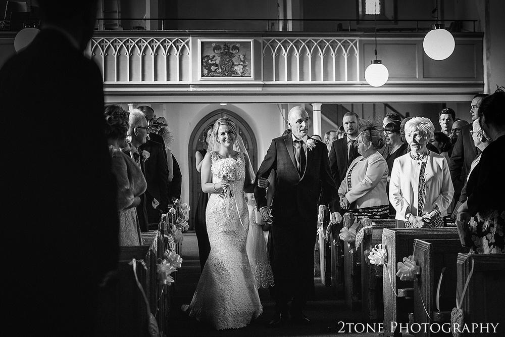 The Holy Trinity Church Washington Village wedding photography by www.2tonephotography.co.uk