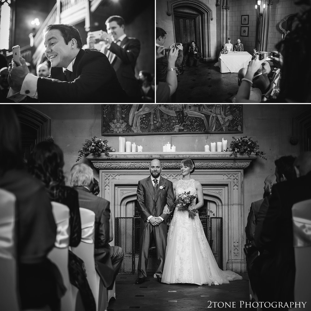 Matfen Hall wedding photography