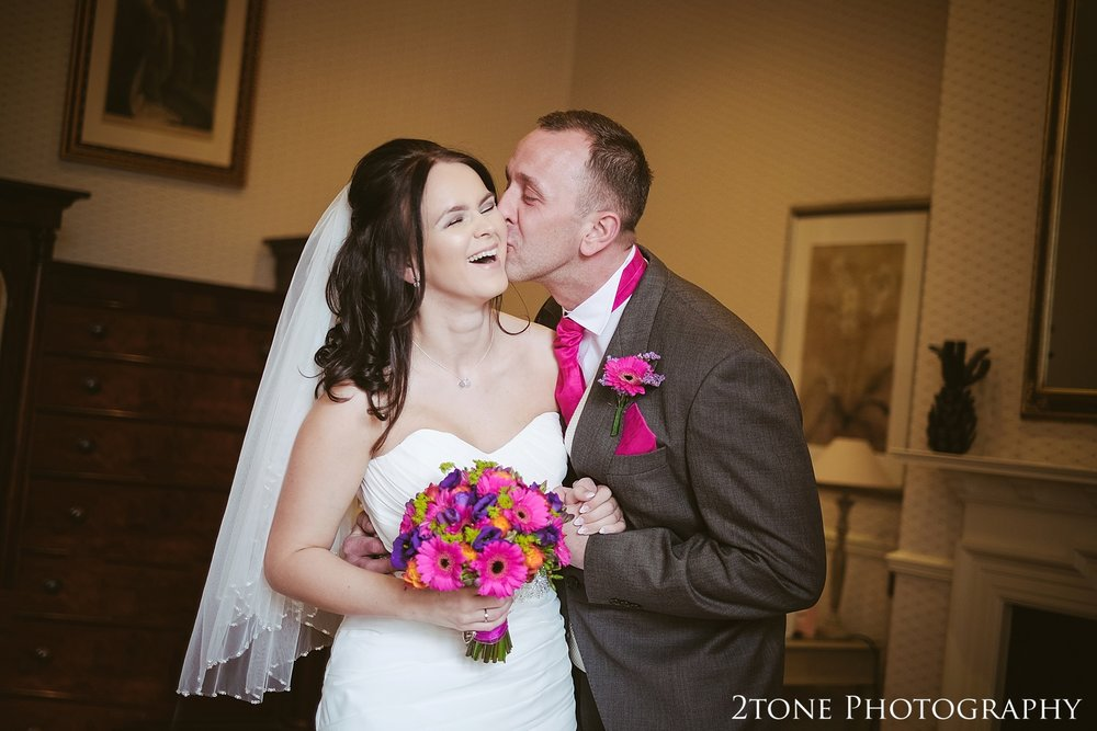 Gisborough Hall wedding photography