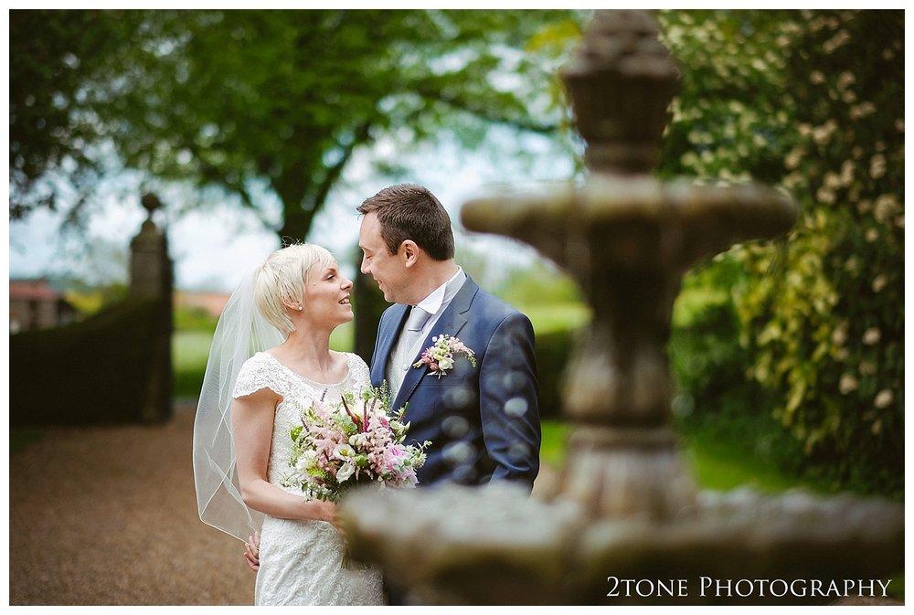 Headlam Hall wedding photography