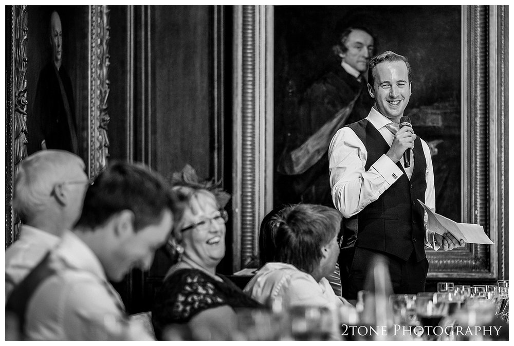 Durham Castle wedding