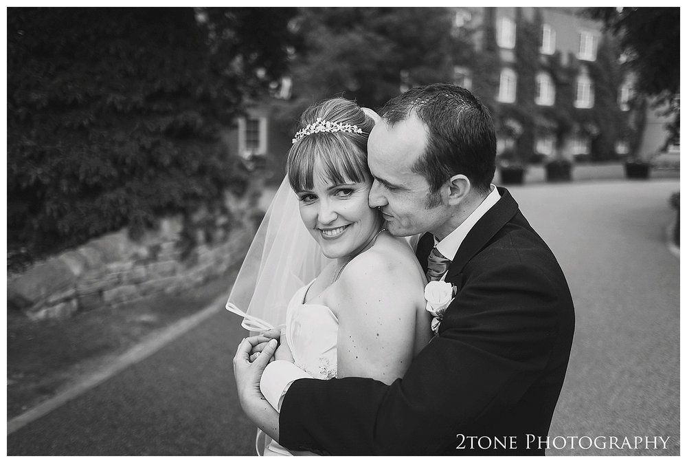 Wedding photography at the Ramside Hall in Durham