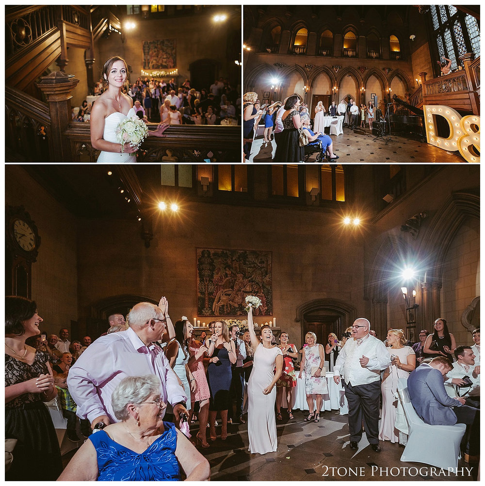 Matfen Hall wedding photographs