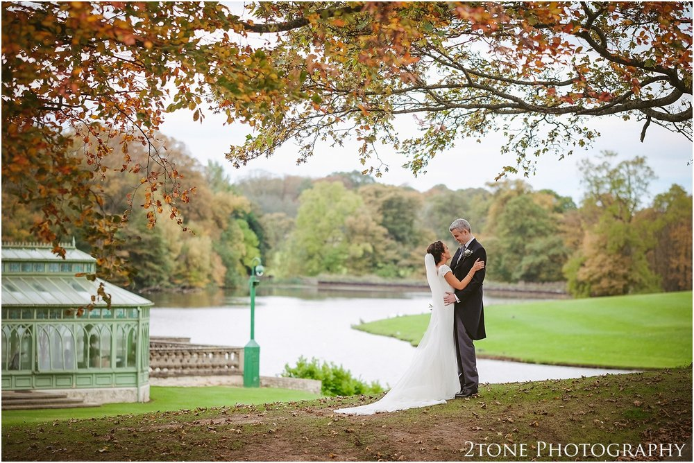 Wynyard Hall - Kim and Doug