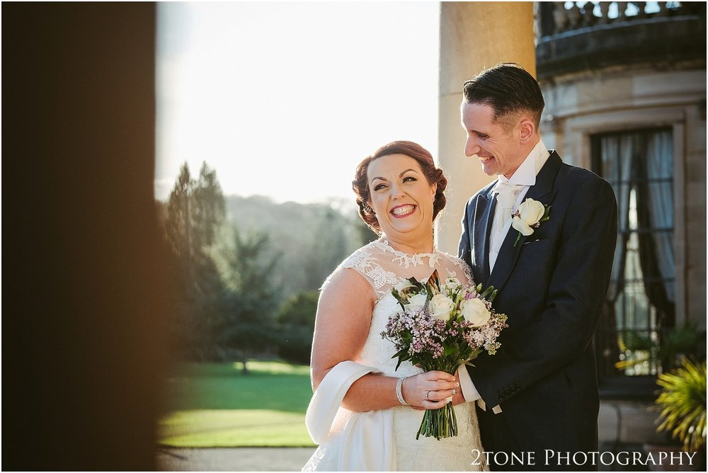 Beamish Hall wedding