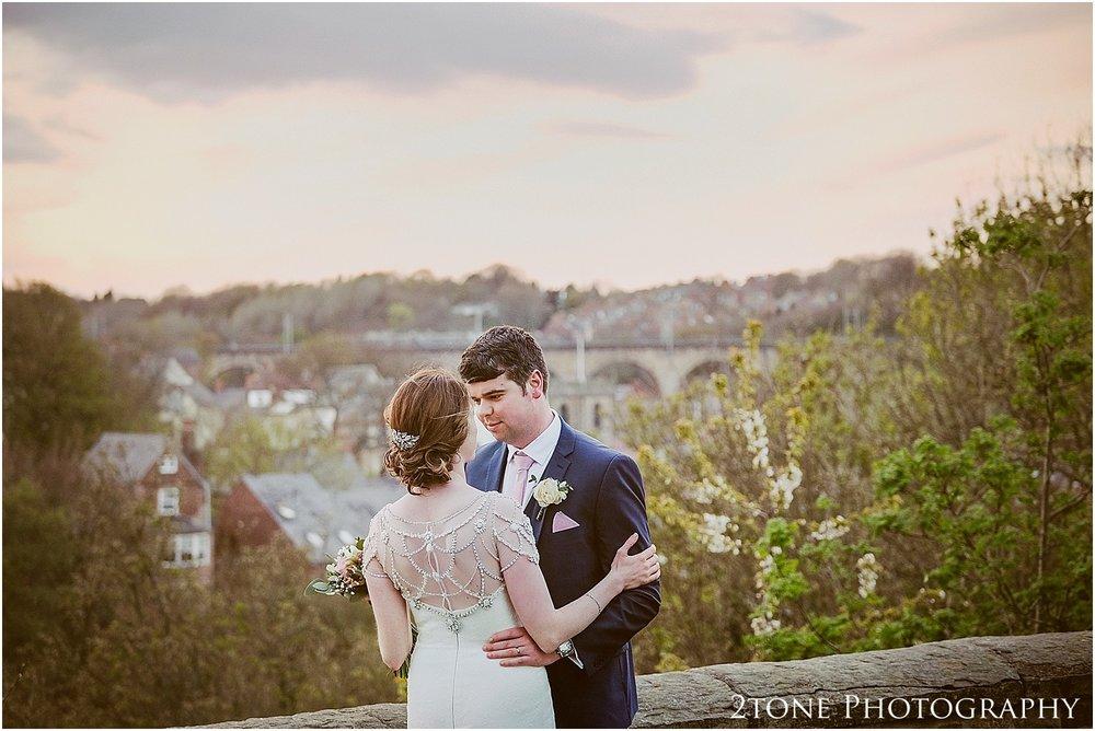 Durham Castle wedding photographer
