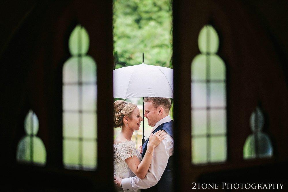Langley Castle wedding photography