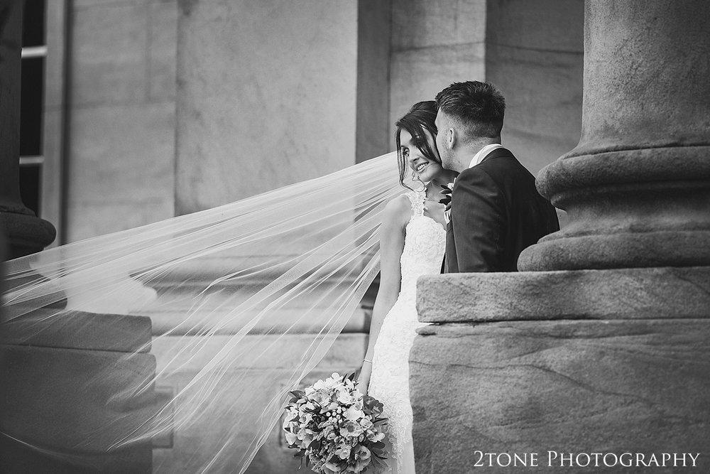 Wynyard Hall wedding