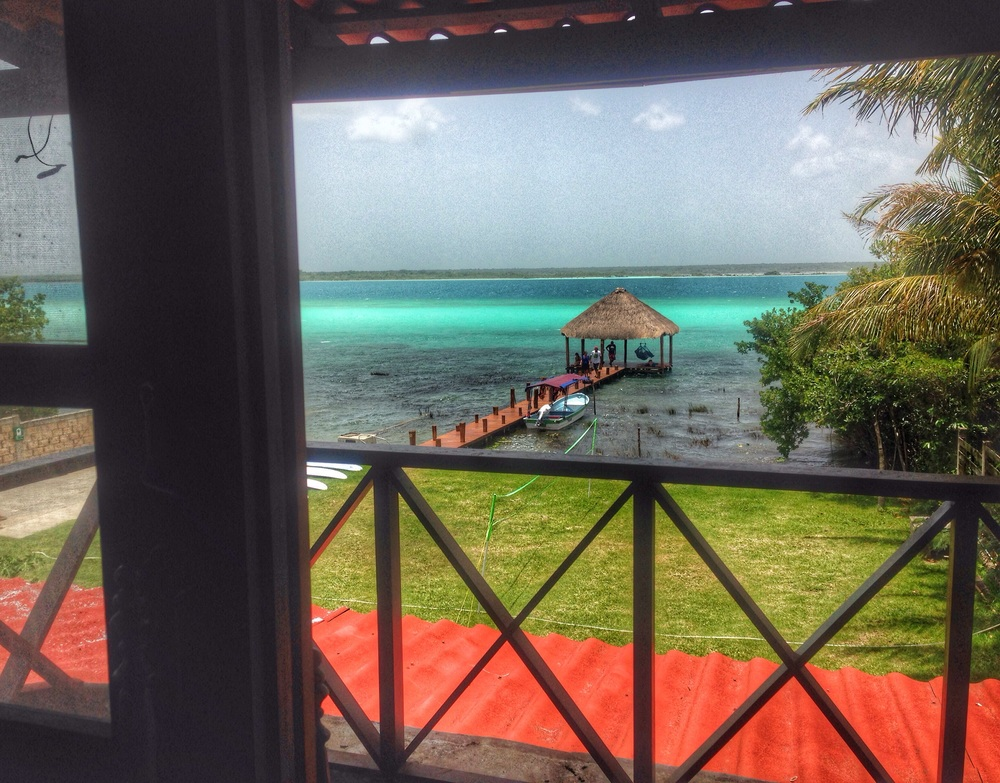 Dorm view