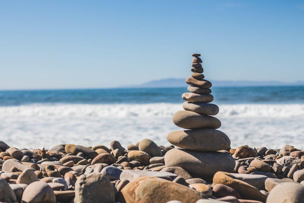 Balance i livet