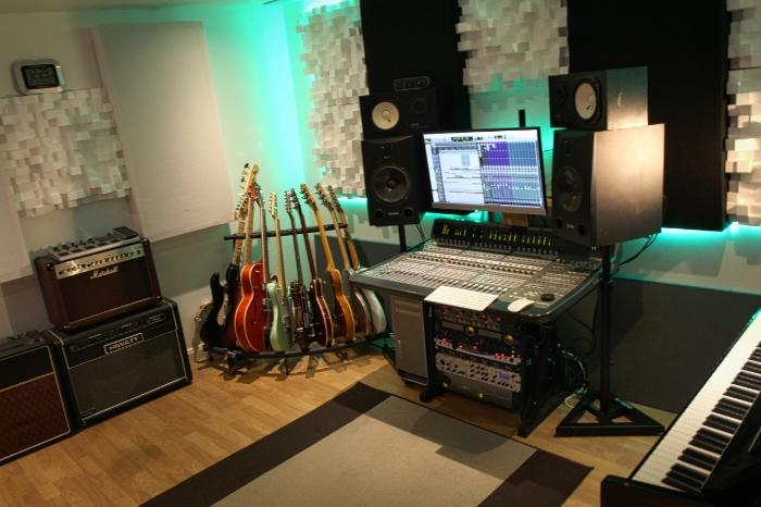 Rodel Sound recording studio
