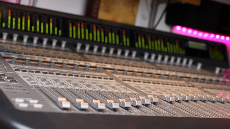 Learn How Mixing Desks & Control Surfaces Can Speed Up Your DAW
