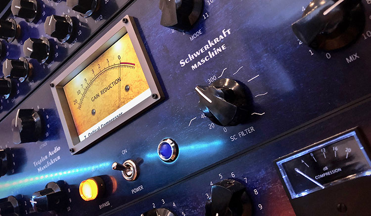 online music mastering services low cost high quality real analog studio gear