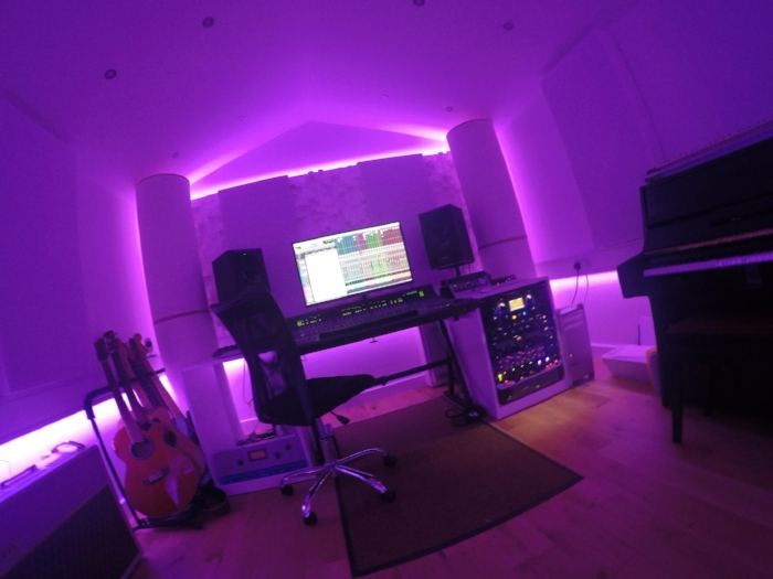 recording studios south london kent music producer