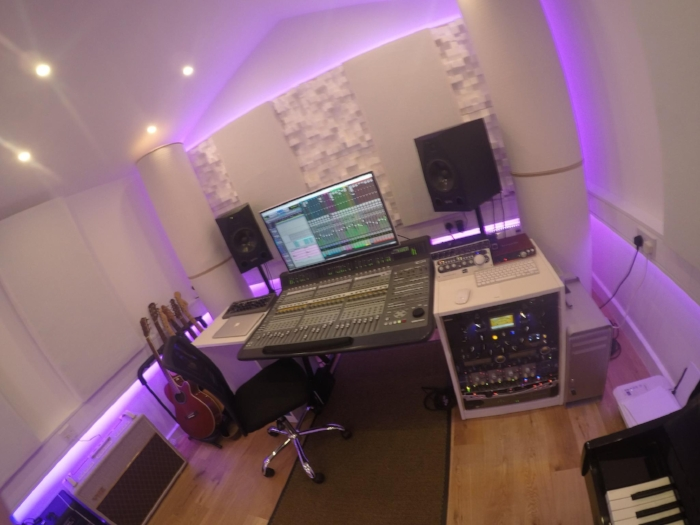 south london kent recording studio music producer