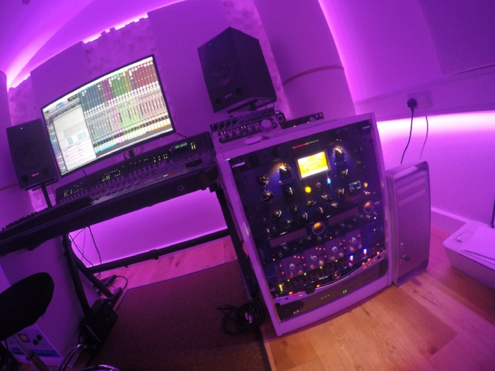 south london recording studios kent music producer