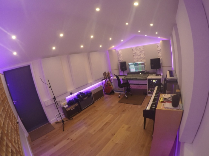 recording studios in south london kent music producer