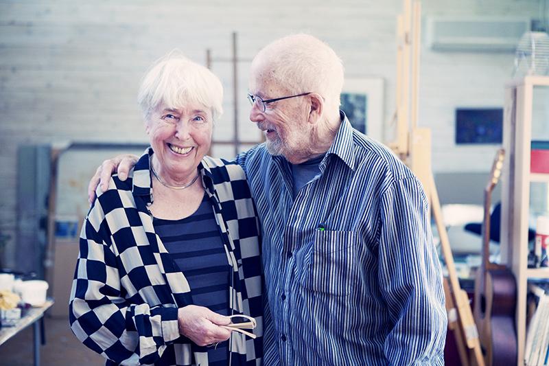 Lisa och Gunnar Larson - Svenska Dagbladet