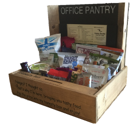 And you can help by arranging a Penny Brohn Pantry for your office.