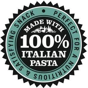 100% real pasta