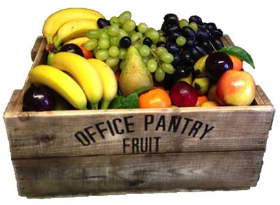 Office Pantry - fruit box deliveries to your office
