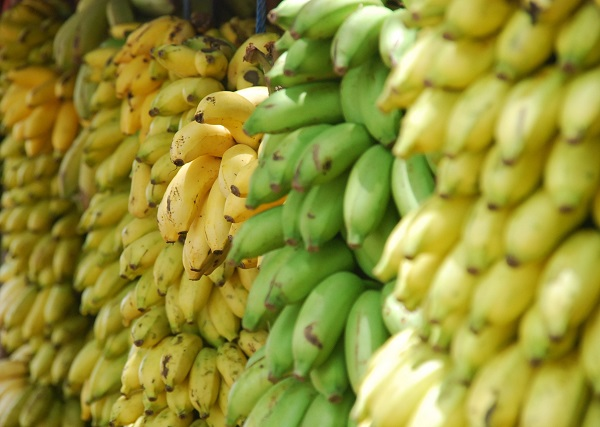 bananas at work - office pantry