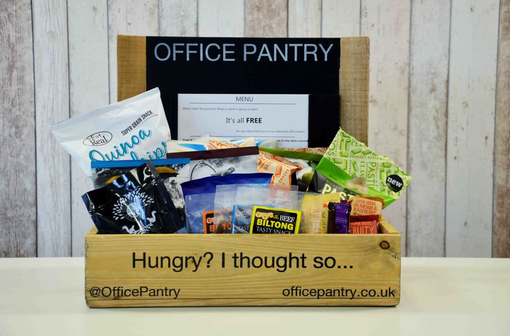 Delicieux Office Pantry Healthy Snack Food Delivery