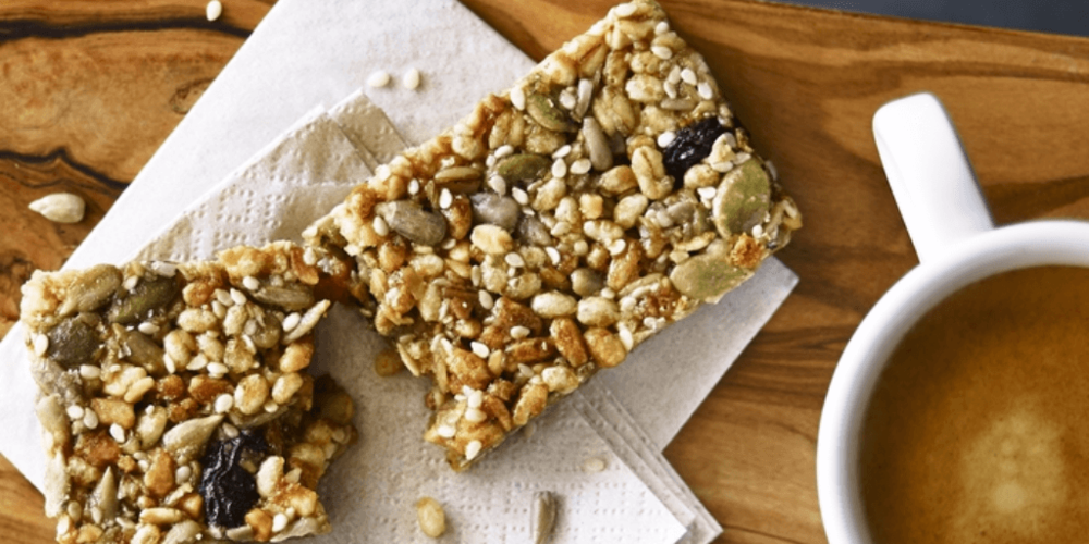 9bar Healthy Energy Seed Bar