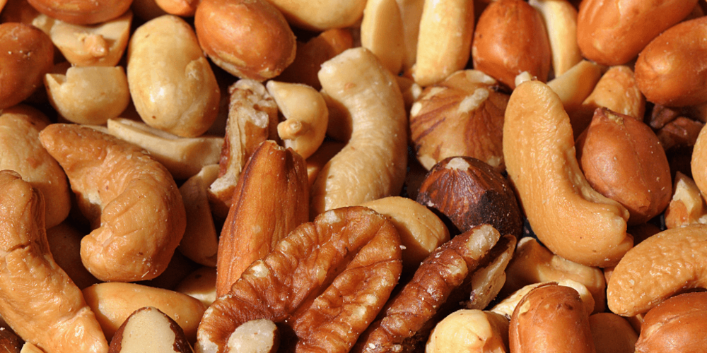 Ludlow Nuts Mixed Nut Bags