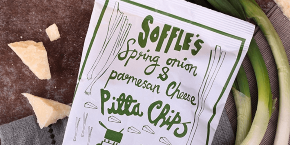 Soffles Pitta Chips