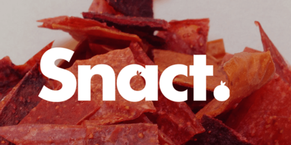 Snact Fruit Jerky