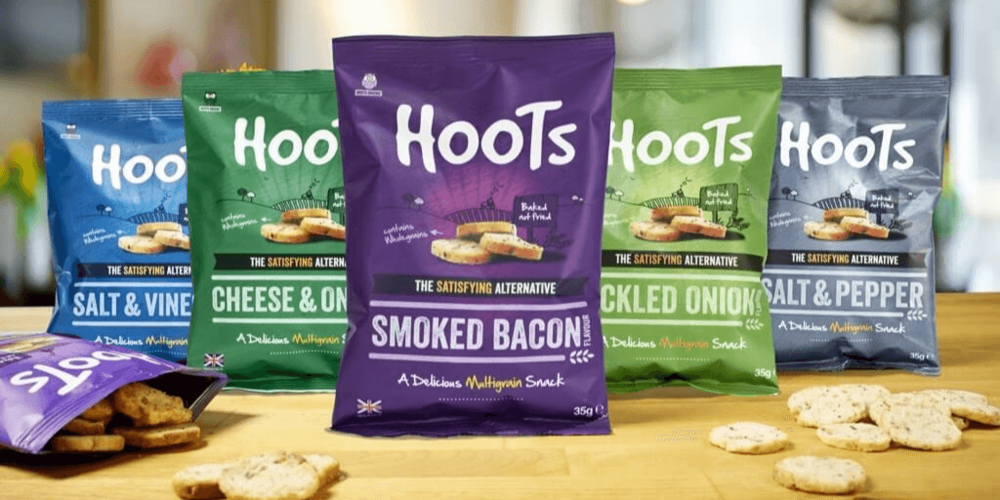 Hoots Multigrain Crouton Snacks