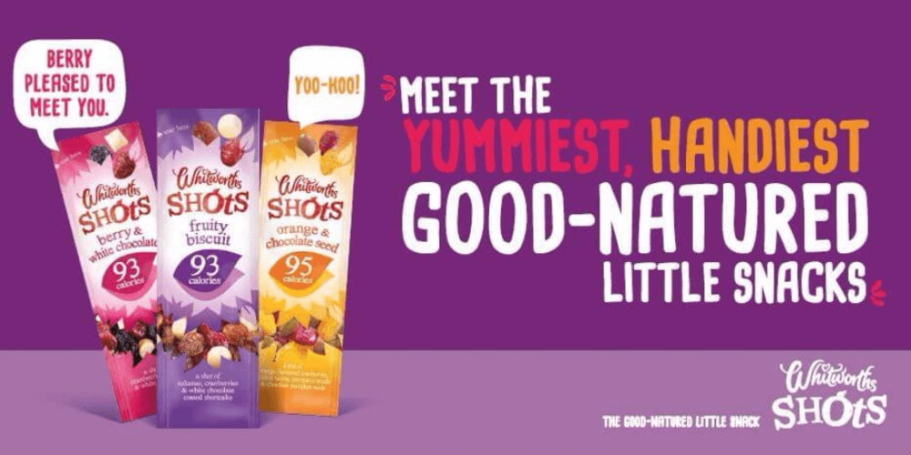Whitworths Snack Shots