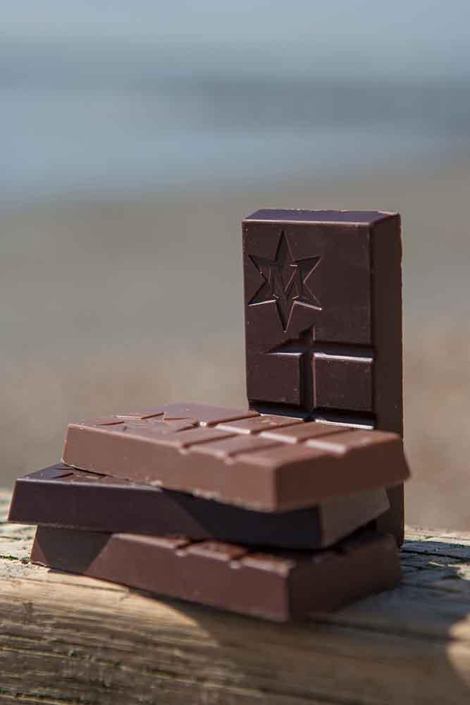 Montezumas mini chocolate bars now with Office Pantry