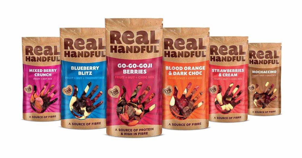 Real Handful Range strawberries cream Office Pantry snacks.png