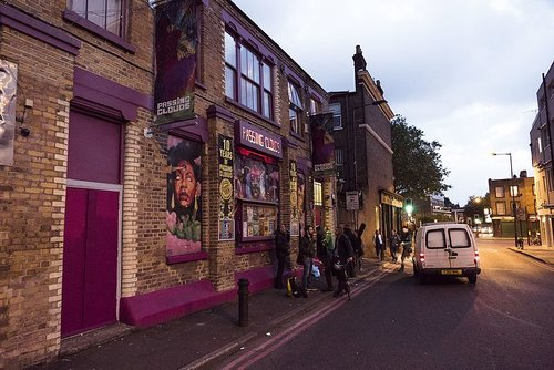 The Passing Clouds Nightclub - where Dalston's first began