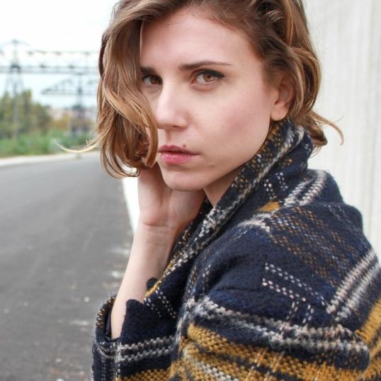 """Melissa Anna Bartolini in """"Romanzo famigliare"""""""