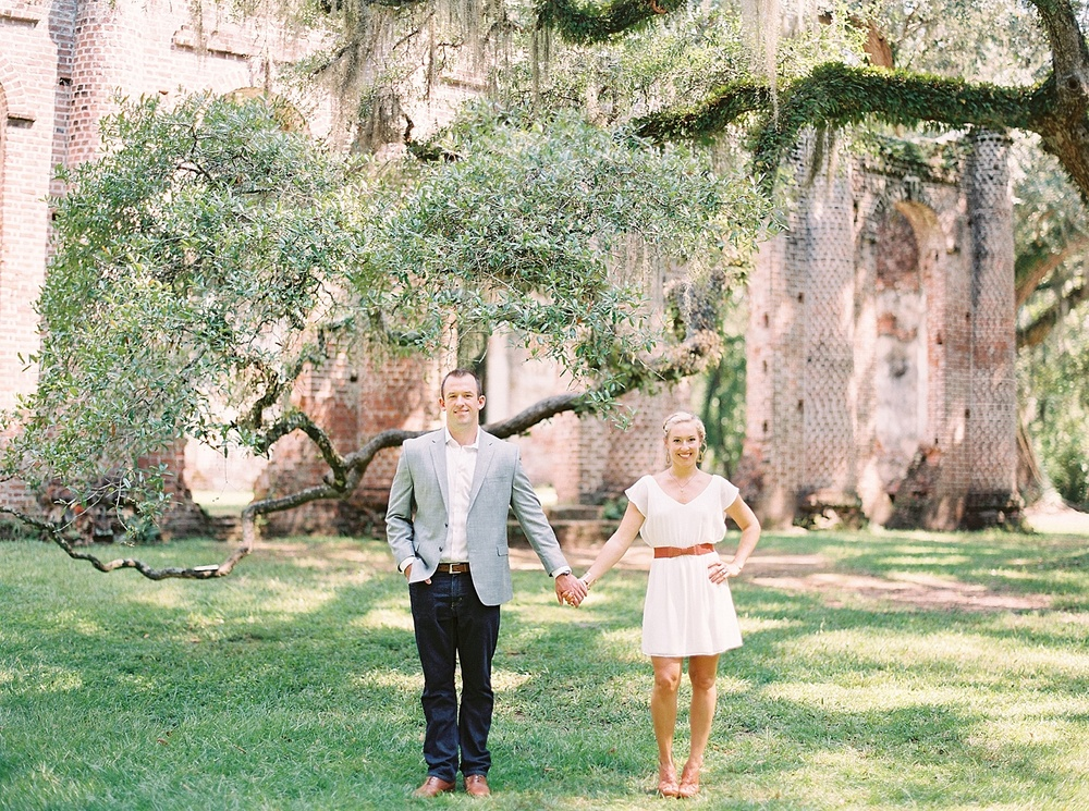 Old Sheldon Church Ruins Engagement_0019.jpg