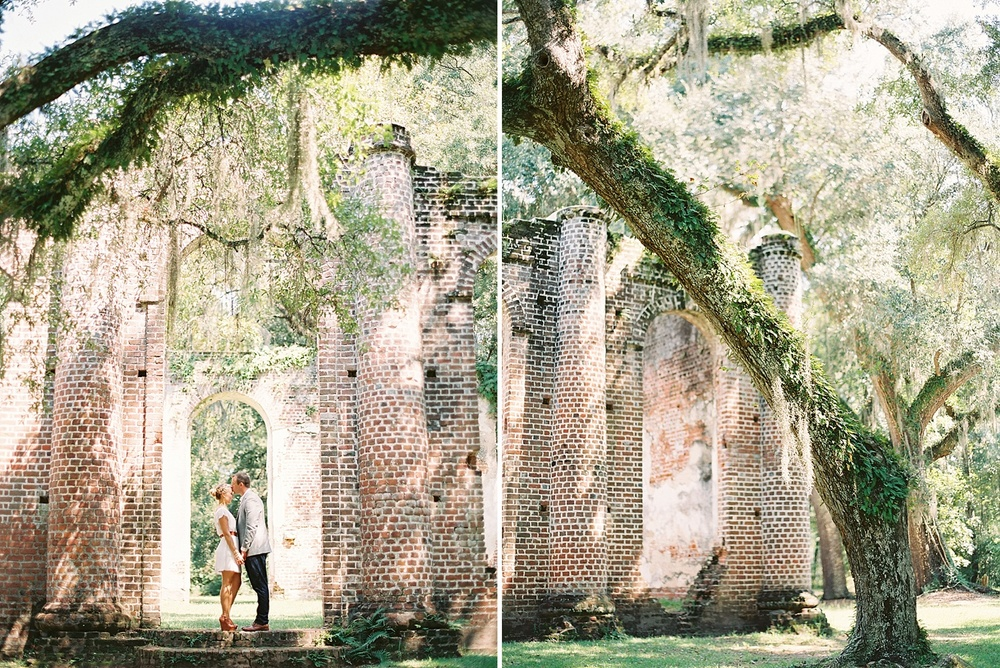 Old Sheldon Church Ruins Engagement_0022.jpg