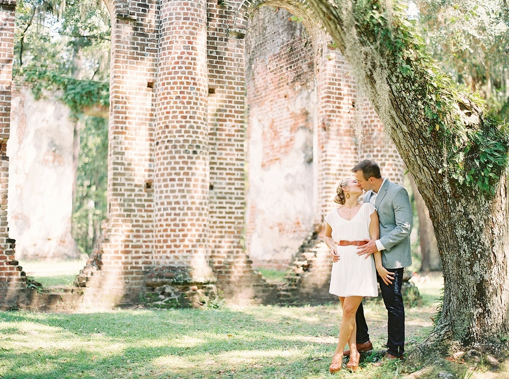Old Sheldon Church Ruins Engagement_0023.jpg