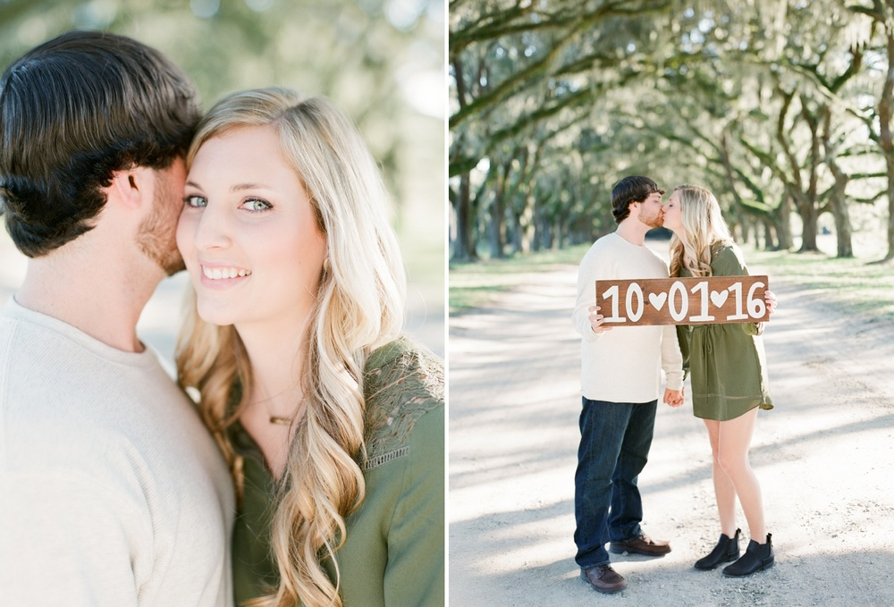 Wormsloe Savannah Georgia Engagement by The Happy Bloom Fine Art Photography_0038.jpg
