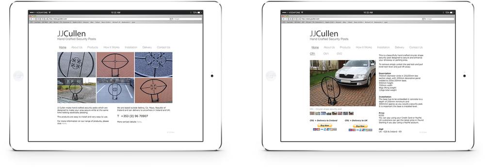 JJCullen website