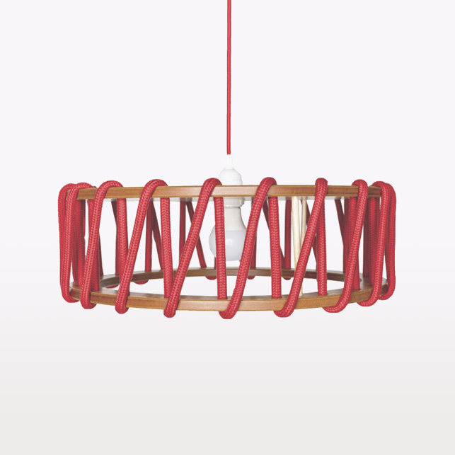 Macaron lamp   Silivia Ceñal