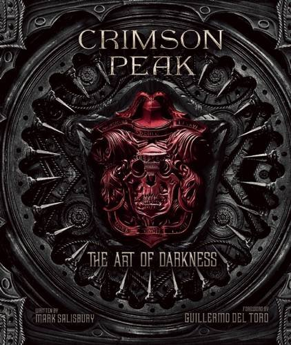 "'Crimson Peak The Art of Darkness"" is the latest art book I've purchased."