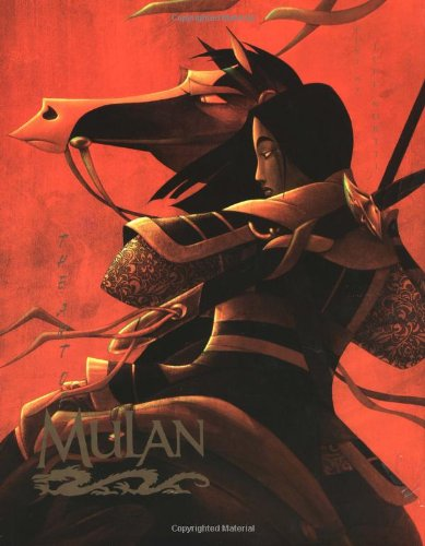 'The Art of Mulan' is the first art book I ever bought.