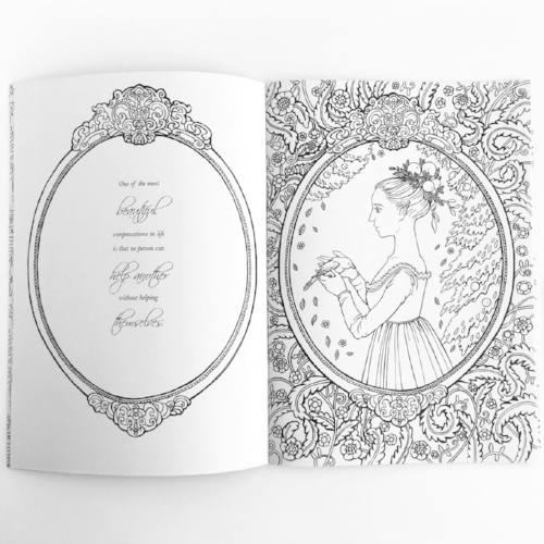Eeva Nikunen Stargazers Coloring Book