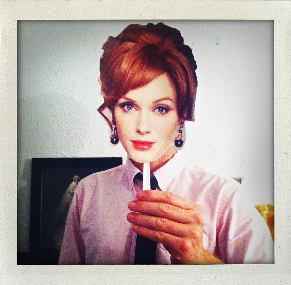 Permission to be Joan.